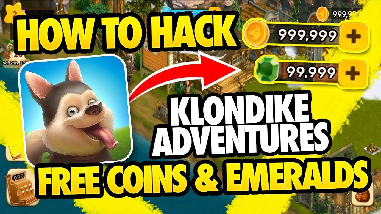 Klondike-Adventures-Hack-How-to-Hack-Klondike-Adventures-Free-Coins-Emeralds-Android-iOS