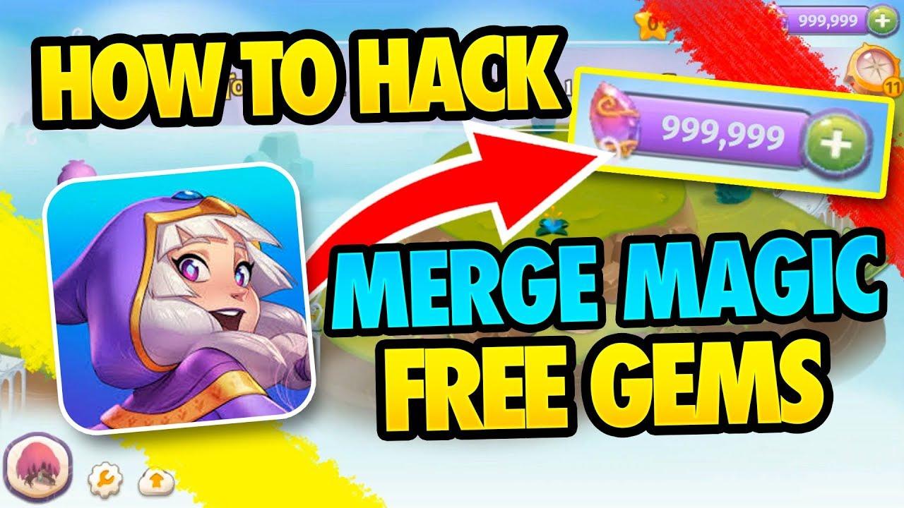 Merge-Magic-Hack-How-to-Hack-Merge-Magic-Free-Gems-Android-iOS